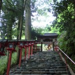 京都「貴船神社」へ。