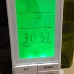 デジタル時計・湿温計購入(´Д`)@ニトリ