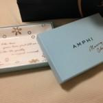 AMPHI(アンフィ)ノベルティ(*´ω`)