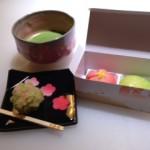 京都で和菓子手作り体験(*´ω`)