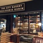 世界進出初★シティーベーカリーのレストラン「THE CITY BAKERY BRASSERIE RUBIN@グランフロント大阪でランチ♪①