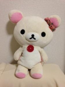 コリラックマ リラックマ ぬいぐるみ アレンジe-1002