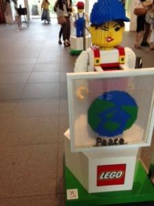 レゴブロック 世界遺産