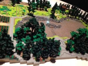 レゴブロック アート 世界遺産