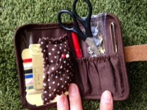 裁縫道具 裁縫セット コンパクト 持ち運び かわいい 安い 3COINS