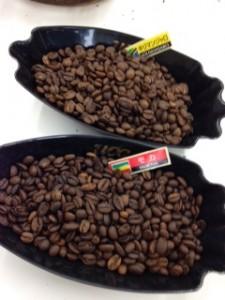 UCCコーヒー博物館 焙煎体験(10)