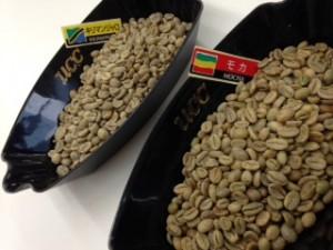 UCCコーヒー博物館 焙煎体験