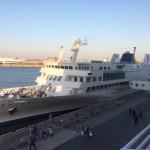 ルミナス神戸2乗船!(^^)!